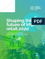Shaping the Future for Irish Retail 2020