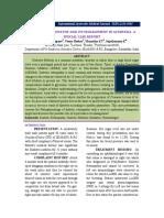 2nd Article Publication