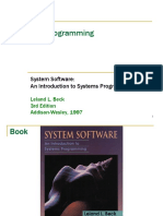 System Software, 3e - Leland L.beck