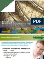 Power Designer Modelando La Arquitectura de La Empresa