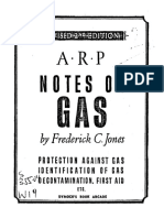 A.R.P Note on Gas