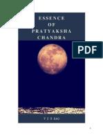 Pratyaksha Chandra