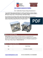 Square Flange Manufacturers