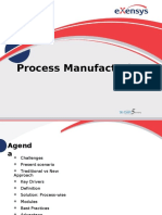 134716463 Process Manufacturing