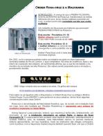 A SOCIEDADE SECRETA ORDEM ROSA CRUZ E A MACONARIA.doc