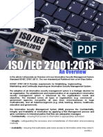27001 USQC Overview