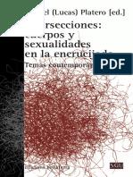 289654531 Platero R L Ed Ifntersecciones Cuerpos y Sexualidades en La Encrucijada Bellaterra 2012
