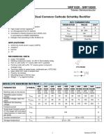 SRF1020 datasheet