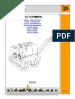 JCB VMD70 Double Drum Walk Behind Roller Service Repair Manual SN1601000 to 1601999.pdf