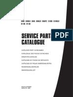 New Holland B110B Backhoe Loader Parts Catalogue Manual.pdf