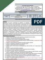 IESC I - Projeto 2018.1