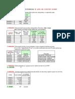 Excel Vjezbe