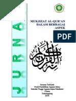 Jurnal Mukjizat Al Quran