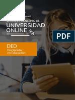Doctorado en Educación
