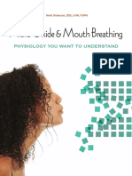 Nitric Oxide Mouth Breathing