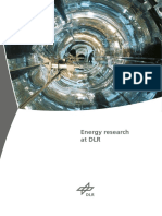 Energy Research by DLR