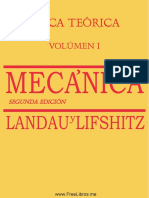 Fisica Teorica Landau v1