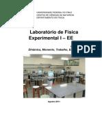 Apostila de Física Experimental I EE