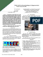 Caetano - Live Demonstration a CMOS ASIC for Precise Reading of a Magnetoresistive Sensor Array for NDT - 2015