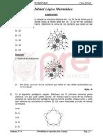 SOLUCIONARIO SEMANA N° 6 ORDINARIO 2018-II