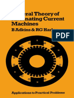 The General Theory of Alternating Current Machines Application to Practical Problems