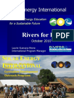 Renewable Energy Education for a Sustainable Future