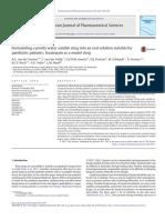 Editorial Board 2017 European Journal of Pharmaceutical Sciences