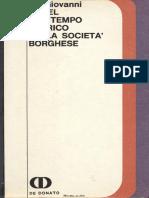 Biagio de Giovanni - Hegel e Il Tempo Storico Della Società Borghese (1970, De Donato)