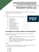 Repaso 3 Algebra