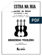 Segundo Violino