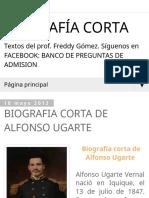 Biografía Corta_ Biografia Corta de Alfonso Ugarte (1)