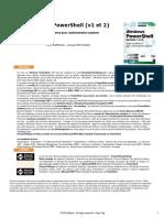 2010 - Editions Eni - Windows Powershell (v1 Et 2) - Guide de Référence Pour L'Administration Système