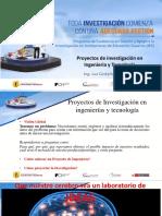 Conferencia Investigacion Cayetano Heredia
