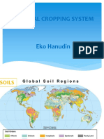 Itfss 2018-Tropical Cropping System_eko Hanudin
