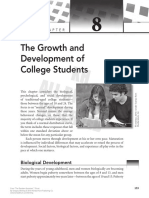14 1 Summary Reading Growth and Development of College Students