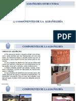 Clase 02- Albañileria2018