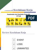 6. Analisis Kecelakaan Kerja New