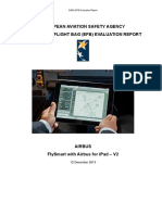 Certification Experts Docs Oeb Reports Airbus Fly Smart With Airbus for iPad EFB Software Final Signed