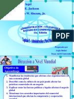 Unidad 5 Administracion Global