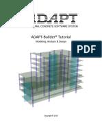 ADAPT-Builder 2017 Tutorial