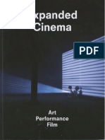 "Rees, White, Ball and Curtis (Eds.)""Expanded Cinema. Art, Performance, Film"""