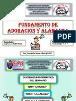 Seminario de Fundamento de Adoracion y Alabanza