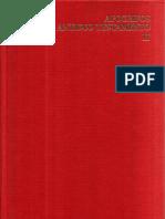 DIEZ MACHO, Alejandro (1982), Apócrifos Del Antiguo Testamento Vol. II. Madrid, Ed. Cristiandad