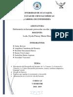 Ronda 2- Subgrupo 2 Descripcion Del Desarrollo Del Lactante - Expo 2
