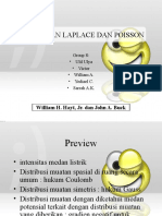 Bab 7 [Pers. Laplace & Poisson]