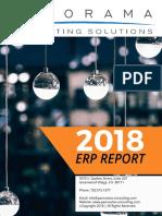 2018 ERP Report