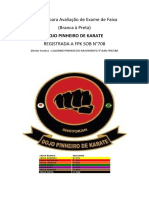 Apostila de Karatê para Exames de Faixa 2017 pdf.pdf