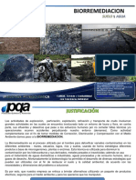 Propuesta Biorremediacion Grasswash Maxisorboil Oil Free Petroperu