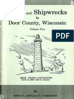 Ships and Shipwrecks in Door County Wisconsin - Vol. 2