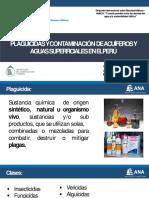 1. Juan Ocola Plaguicidas y Contaminación de Acuíferos y Aguas Superficiales en El Perú
